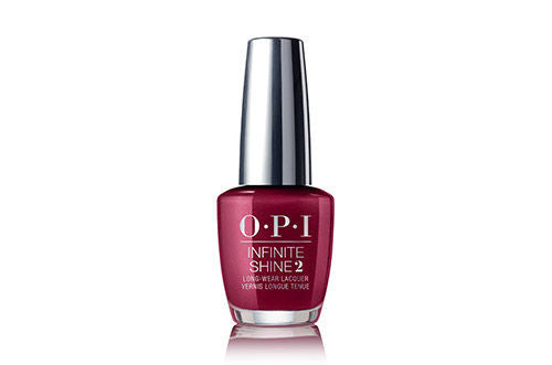 OPI INFINITE SHINE - BOGOTA BLACKBERRY 15 ML. - Nails Plus Depot