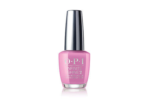 OPI INFINITE SHINE -  LUCKY LUCKY LAVENDER  15 ML. - Nails Plus Depot