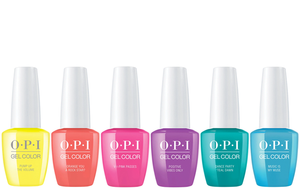 OPI GELCOLOR NEON COLLECTION SUMMER 2019 - Nails Plus Depot