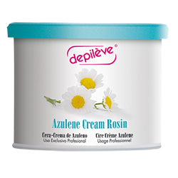 DEPILEVE AZULENE ROSIN 14 OZ. - Nails Plus Depot