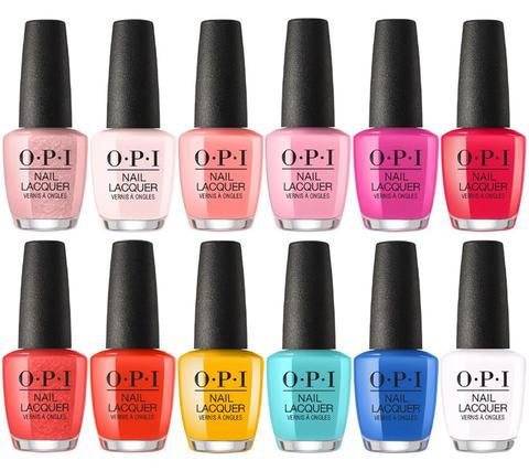 OPI LISBON COLLECTION SPRING 2018- 15 ML. - Nails Plus Depot