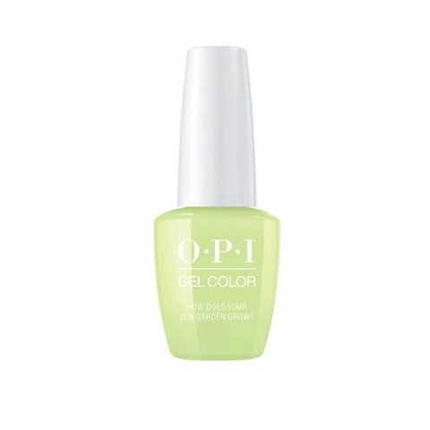 OPI GelColor How Does Your Zen Garden Grow? 0.5 Oz. - Nails Plus Depot