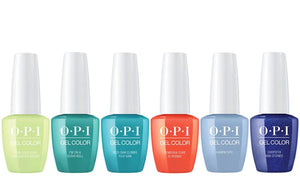 OPI GelColor Tokyo Collection Set #2 - Nails Plus Depot