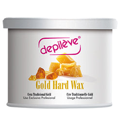 DEPILEVE  EUROPEAN GOLD 14 OZ. - Nails Plus Depot - Professional Nail Supplies