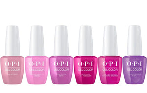 OPI GelColor Tokyo Collection Set #1 - Nails Plus Depot