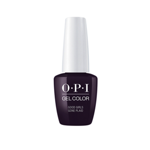 OPI GELCOLOR  SCOTLAND COLLECTION - GOOD GIRLS GONE PLAID 15 ML. - Nails Plus Depot