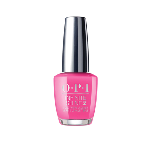 OPI INFINITE SHINE NEON  COLLECTION -V-I-PINK PASSES - Nails Plus Depot