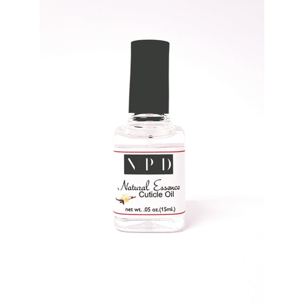 NATURAL ESSENCE CUTICLE OIL  W/ 3 WAY BUFFER - Nails Plus Depot