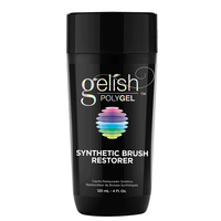 GELISH POLYGEL SYNTHETIC BRUSH RESTORER 4 OZ. - Nails Plus Depot