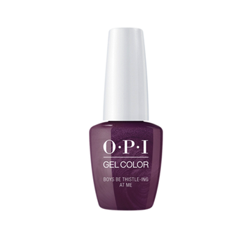 OPI GELCOLOR SCOTLAND COLLECTION - BOYS BE THISTLE-ING AT ME 15 ML. - Nails Plus Depot