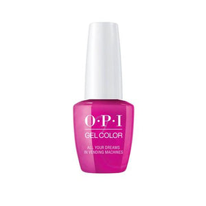 OPI GelColor All Your Dreams In Vending Machines 0.5 Oz. - Nails Plus Depot