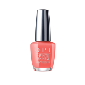 OPI INFINITE SHINE NEON  COLLECTION -ORANGE YOU A ROCK STAR ? - Nails Plus Depot