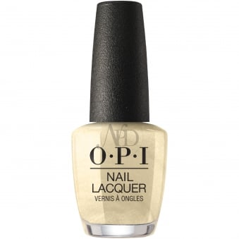 OPI NAIL LACQUER- HOLIDAY LOVE XOXO- GIFT OF GOLD NEVER GETS OLD  15 ML. - Nails Plus Depot