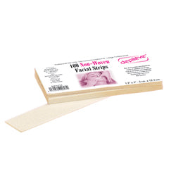 DEPILEVE NON-WOVEN FACIAL STRIPS - Nails Plus Depot