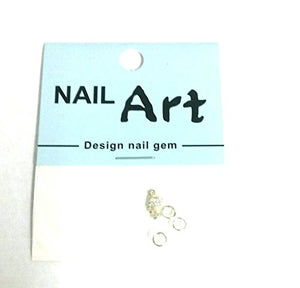 3D Nail Art Dangle Charm - Gold Nefertiti - Nails Plus Depot