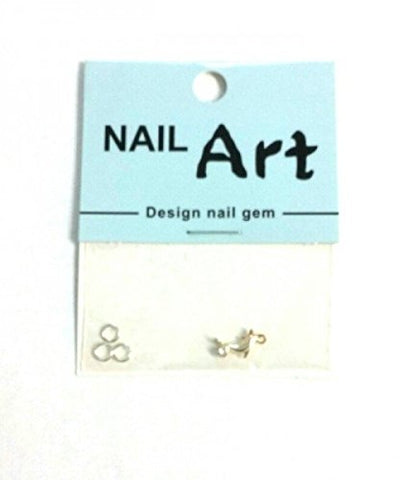 3D Nail Art Dangle  Charm - Dolphin - Nails Plus Depot