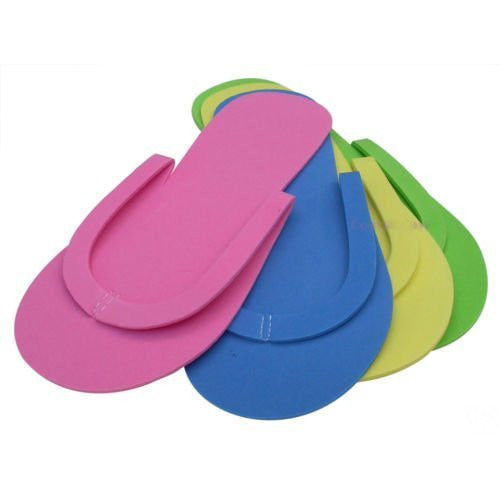 THONG PEDICURE SLIPPERS 12 CT. - Nails Plus Depot
