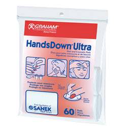 GRAHAM HANDSDOWN ULTRA NAIL/COSMETIC PADS - Nails Plus Depot