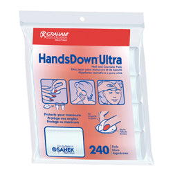 GRAHAM HANDS DOWN ULTRA NAIL & COSMETIC PADS - Nails Plus Depot