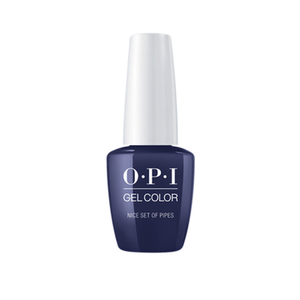 OPI GELCOLOR SCOTLAND COLLECTION - NICE SET OF PIPES 15 ML. - Nails Plus Depot