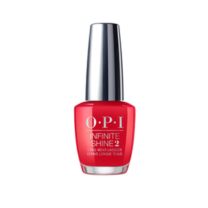 OPI INFINITE SHINE SCOTLAND COLLECTION - RED HEADS AHEAD 15 ML. - Nails Plus Depot