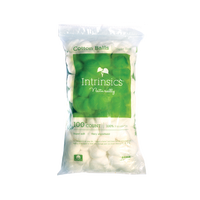 INTRINSICS - LARGE COTTON BALLS 100 CT. - Nails Plus Depot
