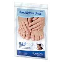 HANDS DOWN ULTRA- NAIL PADS - Nails Plus Depot