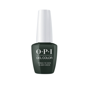 OPI GELCOLOR SCOTLAND COLLECTION - THINGS I'VE SEEN IN ABER-GREEN 15 ML. - Nails Plus Depot