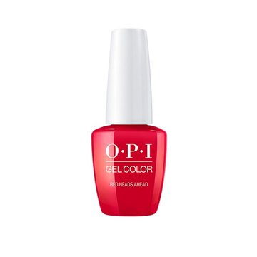 OPI GELCOLOR SCOTLAND COLLECTION - RED HEADS AHEAD 15 ML. - Nails Plus Depot