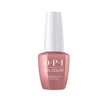 OPI GELCOLOR SCOTLAND COLLECTION- EDINBURGH-ER & TATTIES 15 ML. - Nails Plus Depot