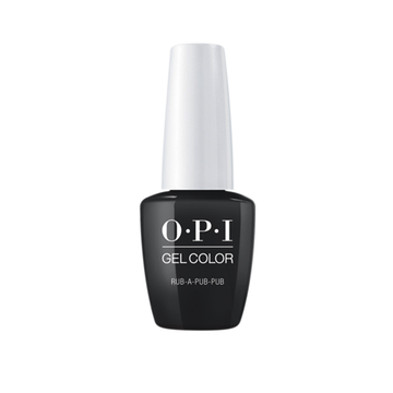OPI GELCOLOR SCOTLAND COLLECTION - RUB - A- PUB - PUB 15 ML. - Nails Plus Depot