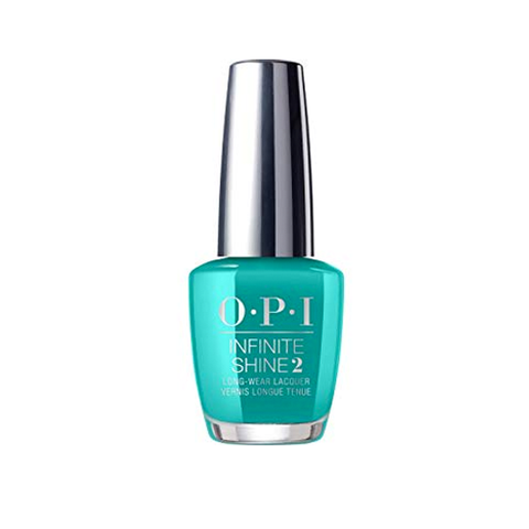 OPI INFINITE SHINE NEON  COLLECTION -DANCE PARTY TEAL DAWN - Nails Plus Depot