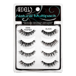 Ardell Natural Multipack, Demi Wispies - Nails Plus Depot