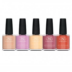 CND VINYLUX SWEET ESCAPE COLLECTION - Nails Plus Depot