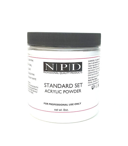 STANDARD SET ACRYLIC POWDER - Nails Plus Depot