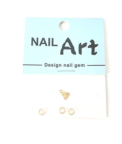 3D Nail Art Dangle Charm - Lady Bug - Nails Plus Depot