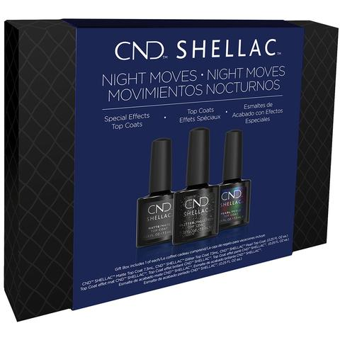 CND - Shellac Holiday Top Coat PrePack - Nails Plus Depot