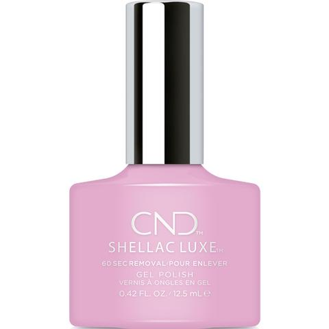 CND SHELLAC LUXE SWEET ESCAPE COLLECTION - COQUETTE 0.42 OZ. - Nails Plus Depot