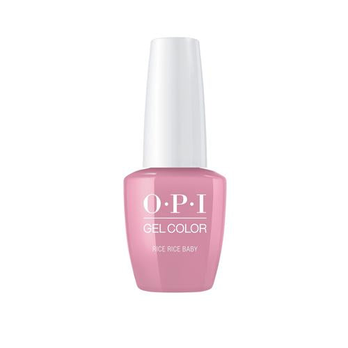 OPI GelColor Rice Rice Baby 0.5 Oz. - Nails Plus Depot