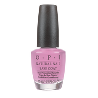 OPI NATURAL NAIL BASE COAT 1/2 OZ. - Nails Plus Depot
