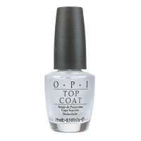 OPI TOP COAT 15 ML. - Nails Plus Depot - Professional Nail Supplies