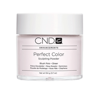 CND PERFECT COLOR SCULPTING POWDER - BLUSH PINK 3.7 OZ. - Nails Plus Depot
