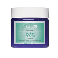 CND MARINE SALT SCRUB 18 OZ - Nails Plus Depot