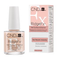 CND - RIDGE FX 0.5 OZ. - Nails Plus Depot - Professional Nail Supplies