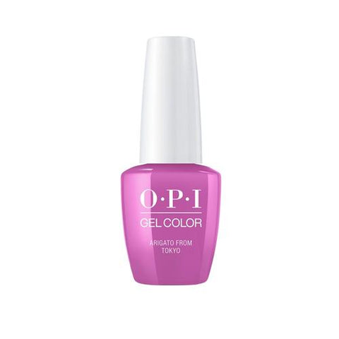 OPI GelColor Arigato From Tokyo 0.5 Oz. - Nails Plus Depot
