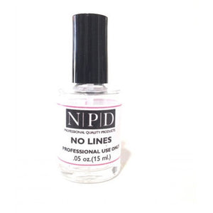 NO LINES - LINE ERASER  15ML. - Nails Plus Depot
