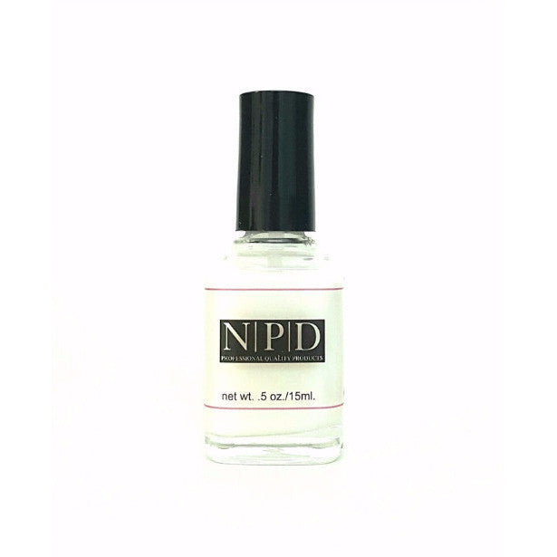 NPD  BASE COAT  15ML. - Nails Plus Depot
