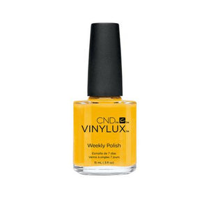 CND VINYLUX - BANANA CLIPS   0.5 OZ. - Nails Plus Depot