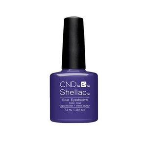 CND SHELLAC - BLUE EYESHADOW  .25 OZ. - Nails Plus Depot