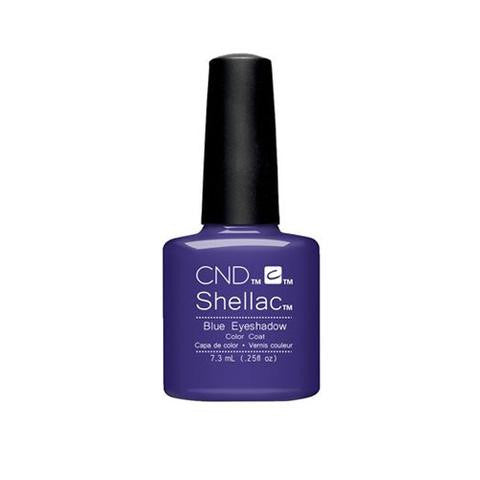 CND SHELLAC - BLUE EYESHADOW  .25 OZ. - Nails Plus Depot - Professional Nail Supplies